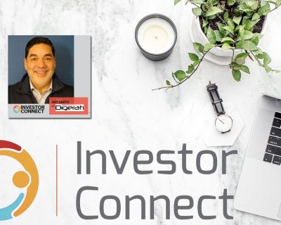 Investor Connect Interview with Art Smith DTGI Chief